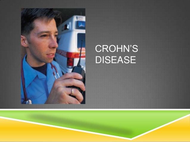 Crohn's disease project jack voncina