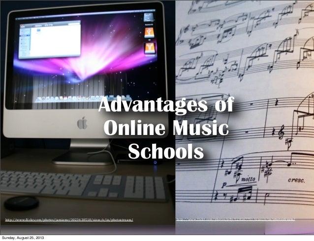 Advantages of Online Schools