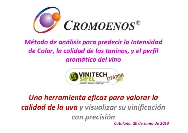 Cromoenos 2013