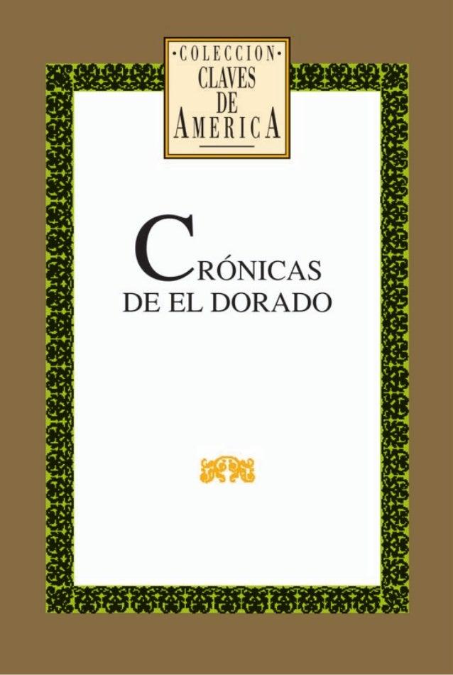 Cronicas de el_dorado