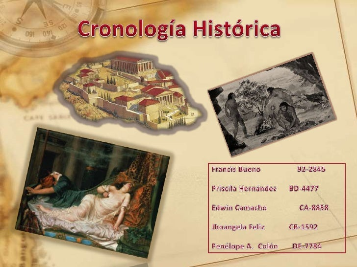 Cronilogia..