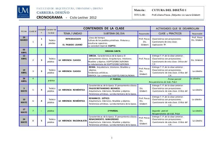 FACULTAD DE ARQUITECTURA, URBANISMO y DISEÑO                                                                              ...