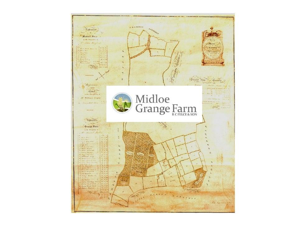 Midloe Grange Farm: Nutrient Management Case Study