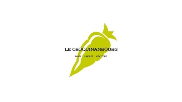 Histoire du CroquinambourgVoici le croquinambourg. Voici lingrédient so 2013!Cette tubercule cousine du topinambour, a été...