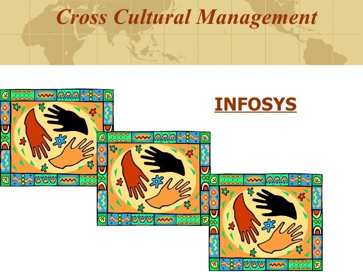 Cross Cultural Management   INFOSYS