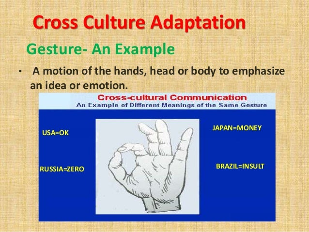 how to write a cross cultural essay