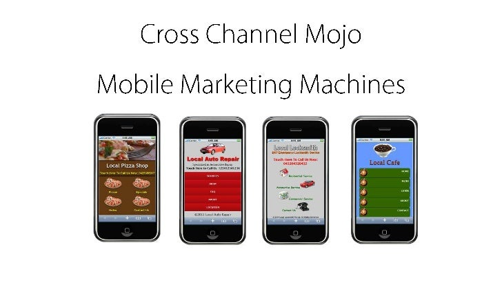Mobile Business In a Box- Plug & Play