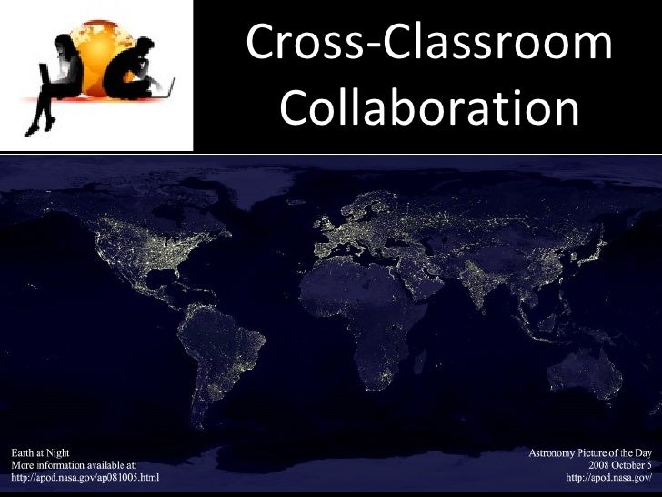 Cross-Classroom Collaboration