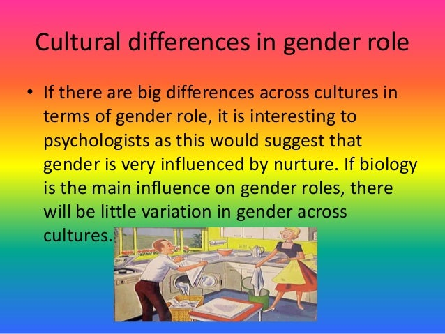 Cultural Differences Essay