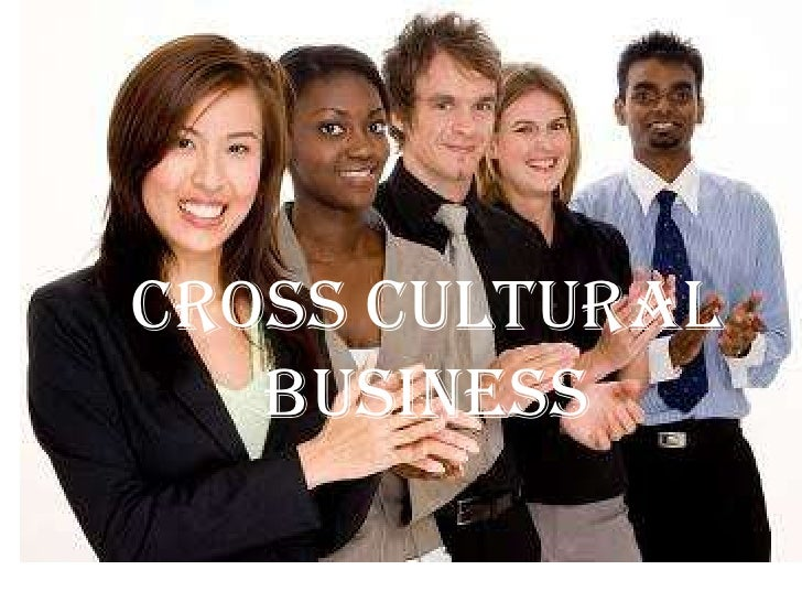 Cross cultural business