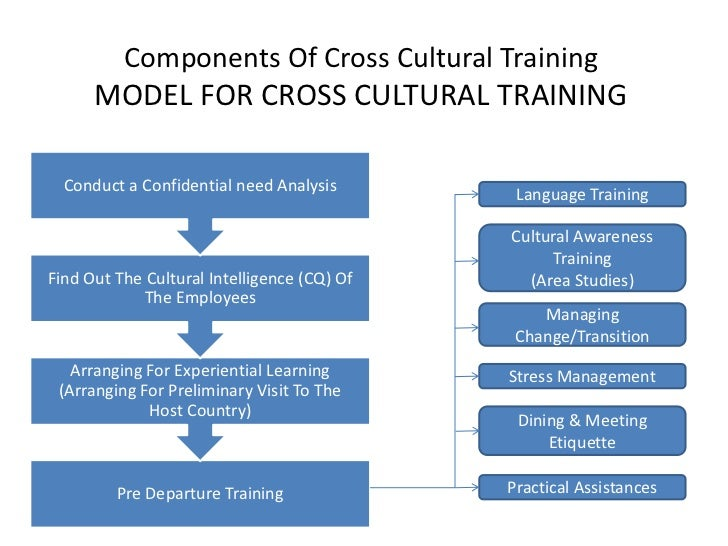 the different aspects of learning in a cross cultural experience Cross- cultural experience essay or any similar topic specifically for you content of the curriculum is emphasized as the most important aspect of education and very little emphasis is culture can best be understood through cultural theory which explains the nature of culture and its implications.