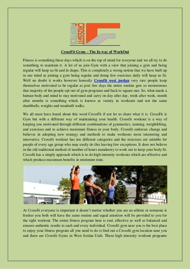 crossfit level 1 training manual