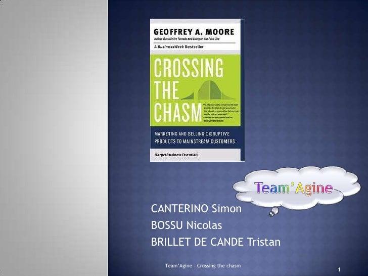 Crossing the chasm presentation