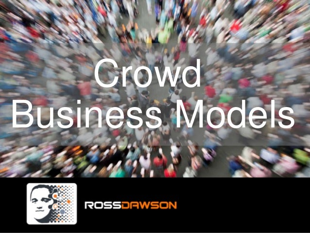 CrowdBusiness Models