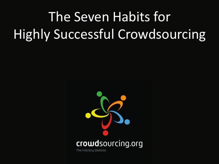 Presentatie Carl Esposti KJO9- Crowdsourcing