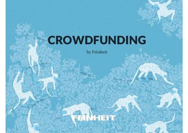 CROWDFUNDING    by Feinheit