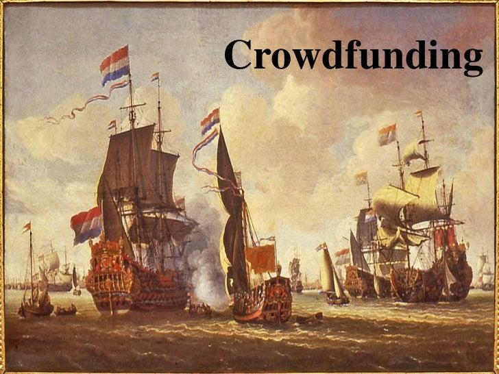 Crowdfunding in nederland