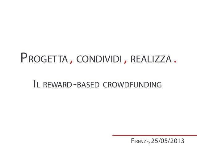 HTF - Firenze. Che cos'è e come si fa una campagna di crowdfunfding. Chiara Spinelli, Italian  Crowdfunding Network (ICN)