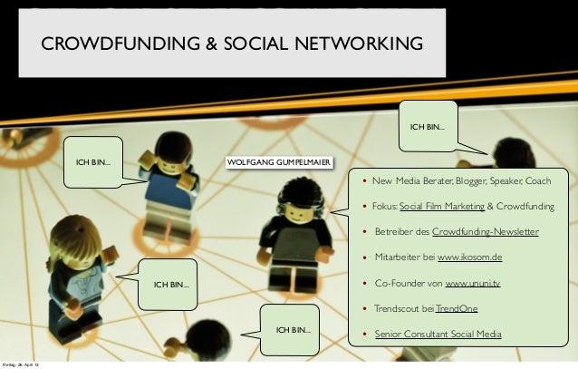 Crowdfunding und Social Networking