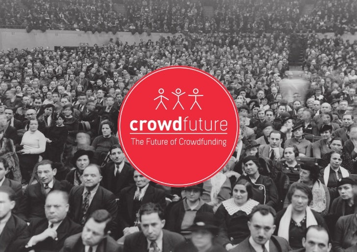 Crowdfuture Pitch at #ouishare -