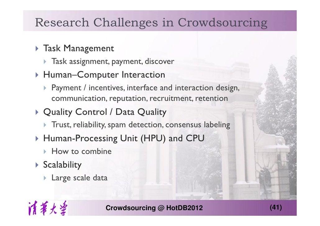 crowdsourcing essay