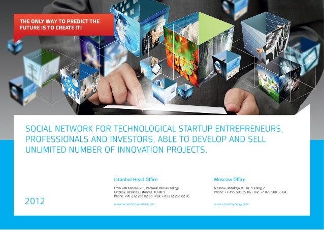 Virtual Incubator and R&D network