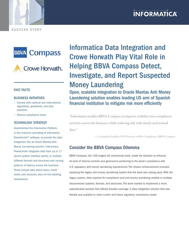 SUCCESS STORY                                                     informatica Data integration and                        ...