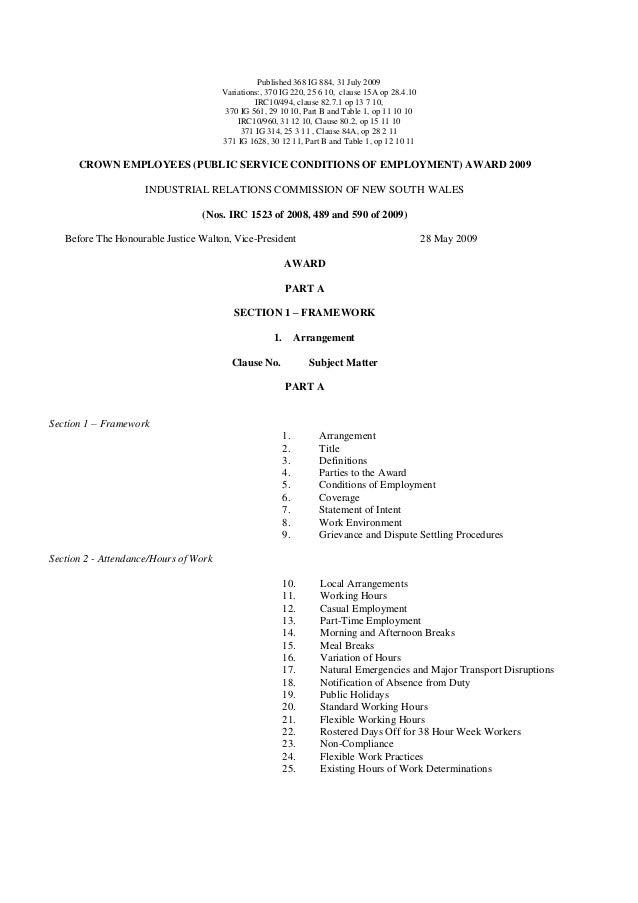 Published 368 IG 884, 31 July 2009                                       Variations:, 370 IG 220, 25 6 10, clause 15A op 2...