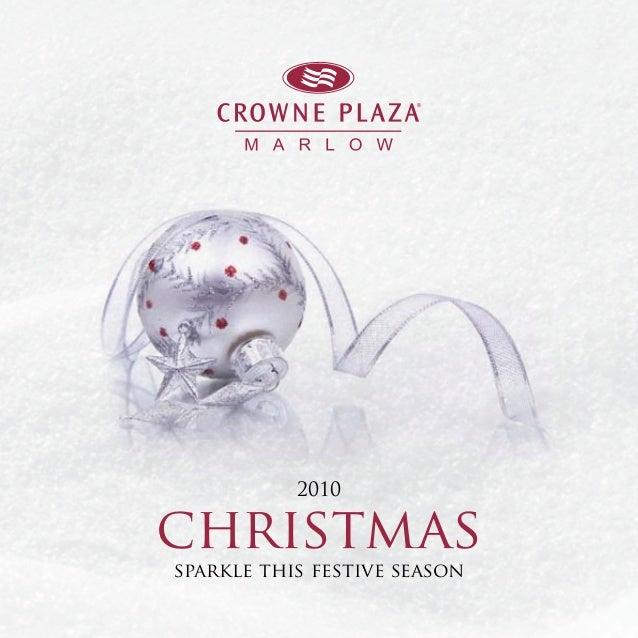 2010 christmas sparkle this festive season