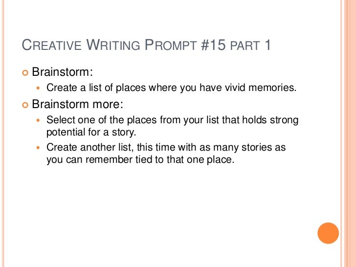 creative writing example 4 poetry as an example of imaginative writing, the incredible thing about poetry is that there are so many kinds from narrative to lyrical and even language poetry there's so many different ways you can express yourself through a poem.