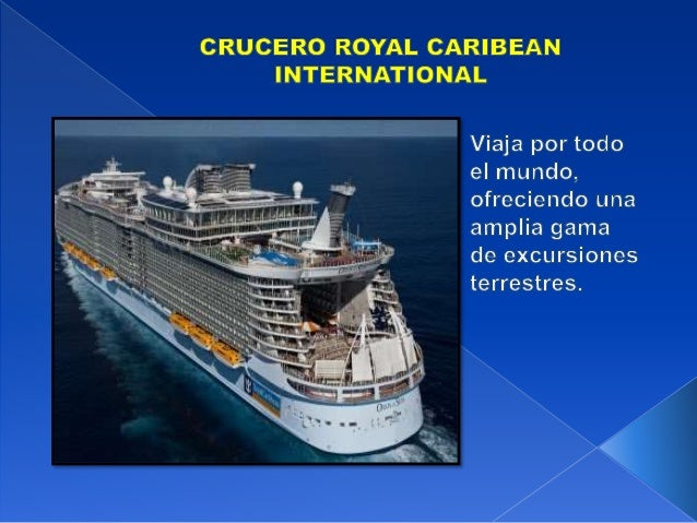 Crucero royal caribean international (1)