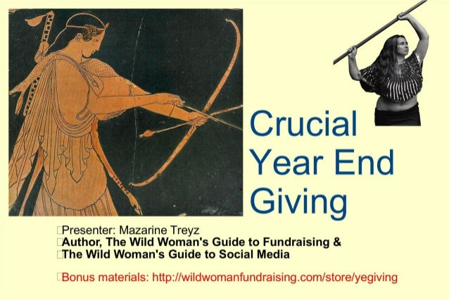 GuideStar Webinar (11/05/13) - Crucial Year-End Giving Strategies for Your Nonprofit Appeal