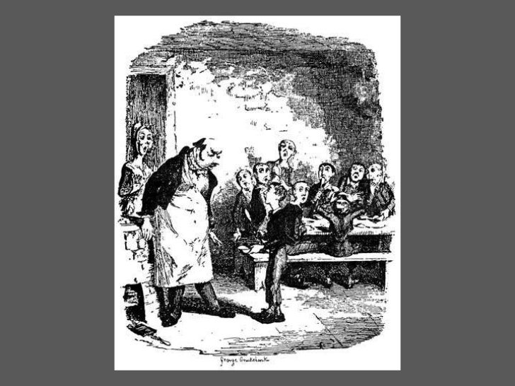 Cruikshank's oliver twist   illustrations + alternate