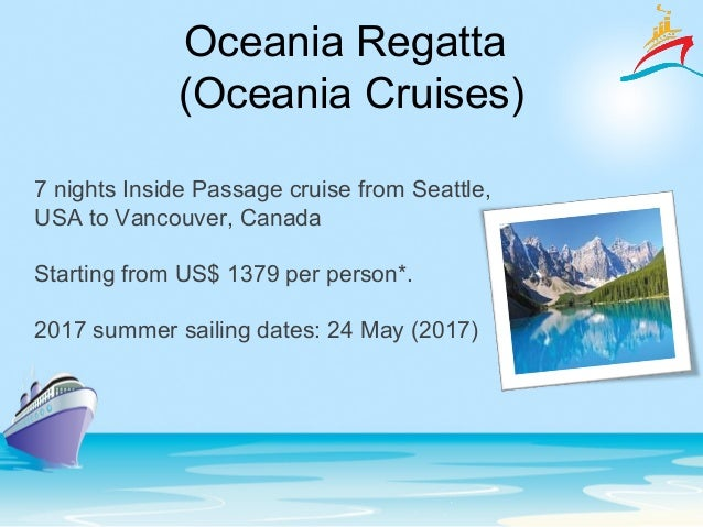 Alaska Cruises from Vancouver June 2019 | Vancouver ...