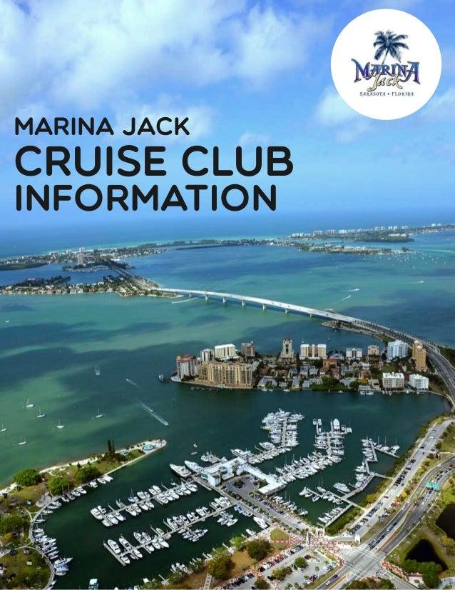 Marina Jack Cruise Club Information