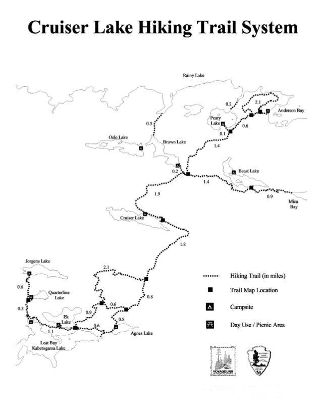 NostalgicOutdoors™- Voyageurs National Park- Cruiser Lake Hiking Trails