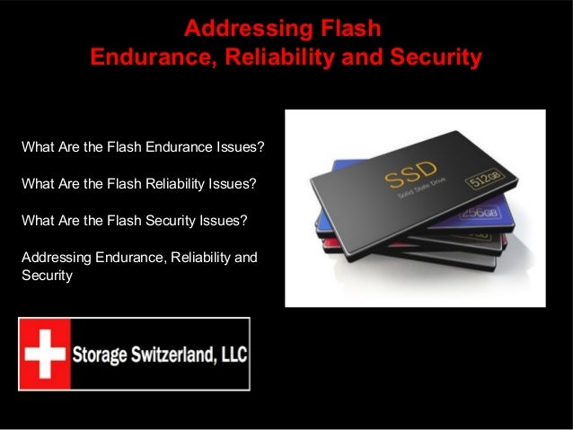 Overcoming SSD Reliability and Safety