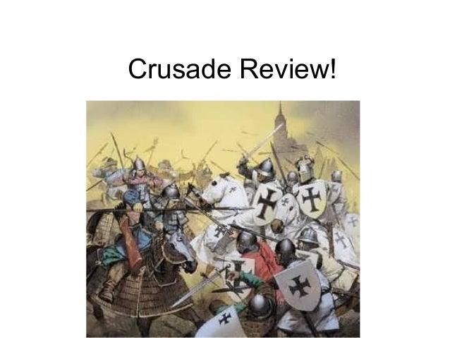 Crusade Review!