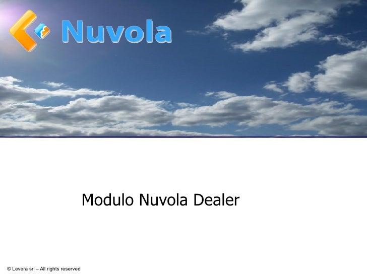 Cruscotto Auto Dealer