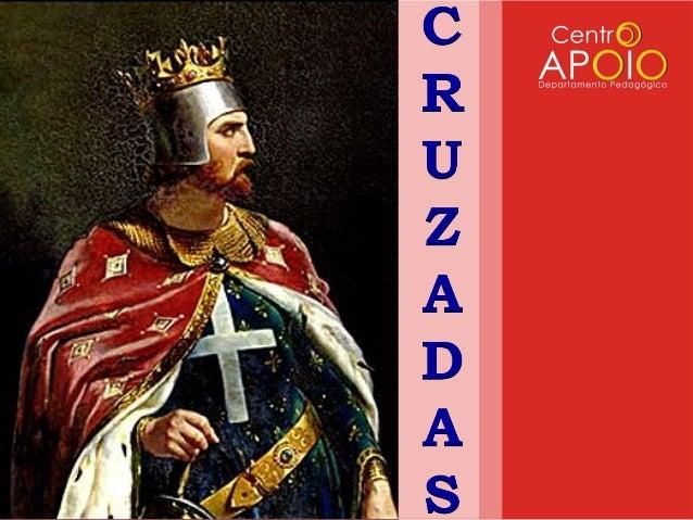 Nessa aula estudaremos:O que foram as Cruzadas medievaisOs motivos desse movimentoSeus participantesOs locais de atuaç...