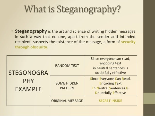thesis report on image steganography