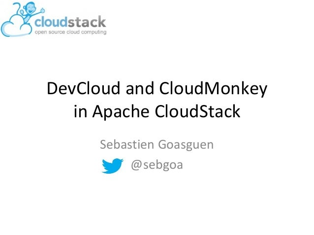 DevCloud and CloudMonkey