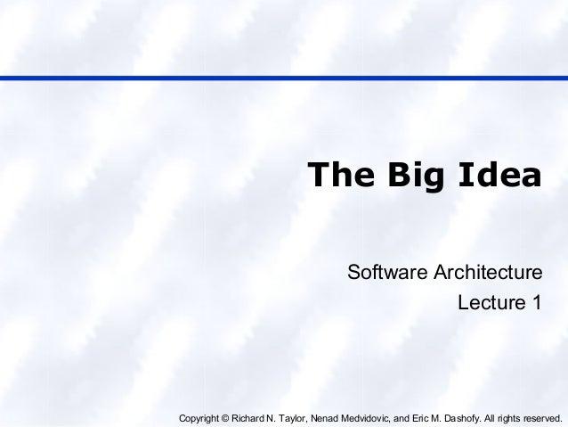 Cs 1023 lec 1   big idea (week 1)