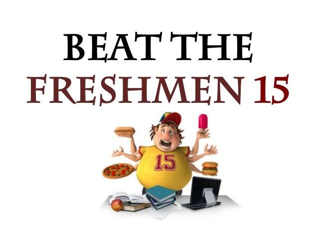Surviving College: Beat the Freshman 15