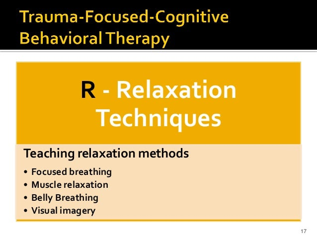 """cognnitive behavioural therapy demonstration of guided With help from cognitive behavioral therapy your guide to health and well-being this cognitive style is called """"dampening,"""" says chloe carmichael."""
