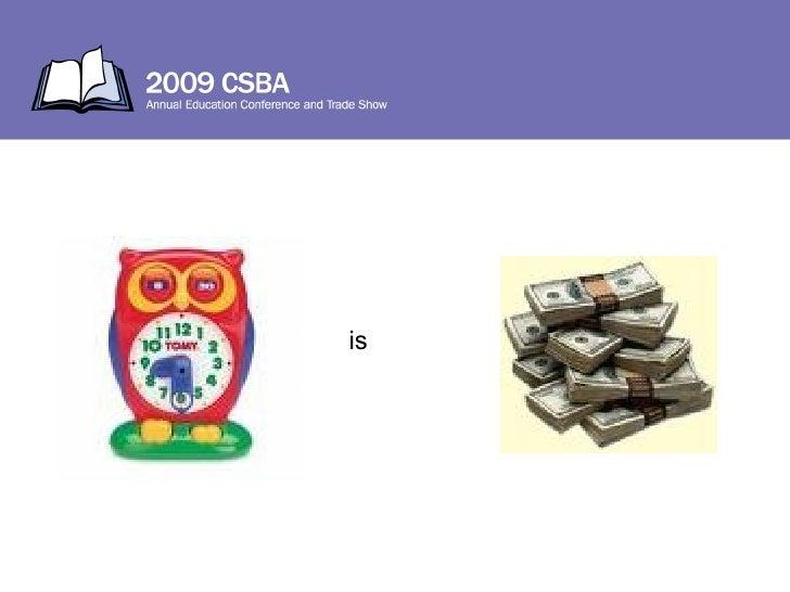 CSBA Dec09 Social Media Tools