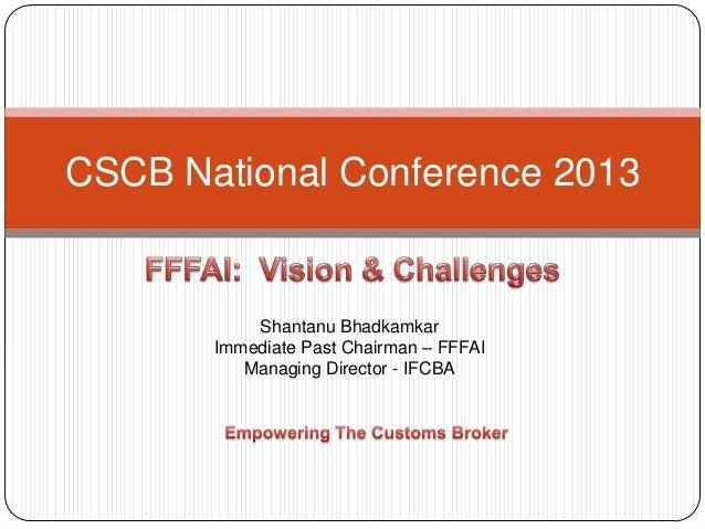 Broker network national conference