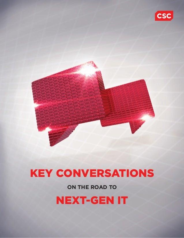 CSC Conversations