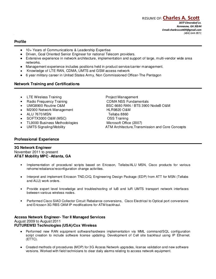 Software validation engineer sample resume