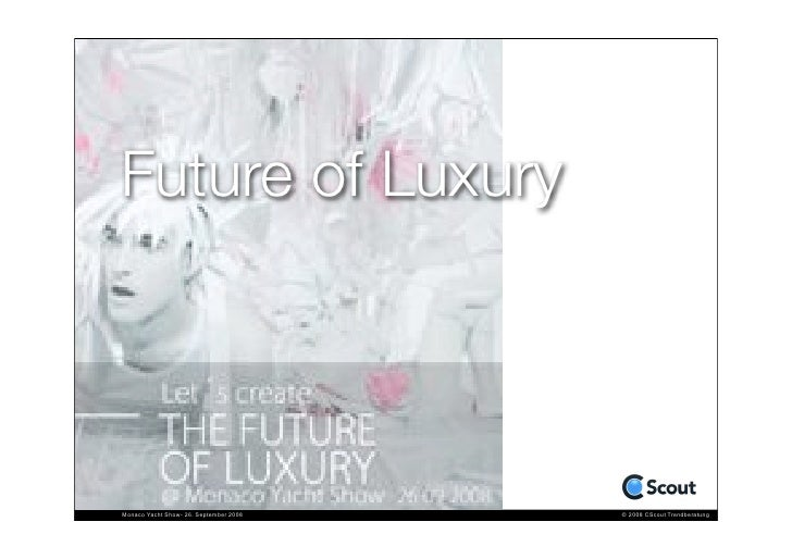 CScout _ The Future of Luxury